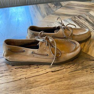 Sperry Authentic Original Leather Boat Shoe